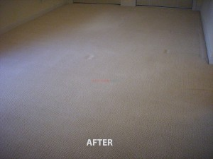 Clean Bedroom Carpet